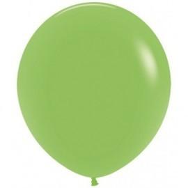 "Globo barato Sempertex 18"" 45 cm Verde Lima 6 uds"