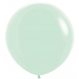 Globo barato Verde Pastel sempertex R2439 60 cm unidad