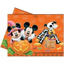 Mantel Mickey Mouse halloween 120x180 cm