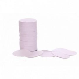 Confeti redondoo blanco 5 cm 1 Kg