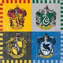 Servilletas Harry Potter originales 16 uds
