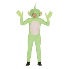 Disfraz de alien verde talla l adulto