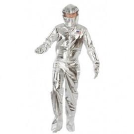 Disfraz de astronauta espacial adulto 80391 gui