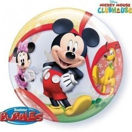 Globo burbuja mickey mouse disney
