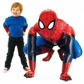 Super globo foil spiderman