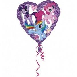 Globo my little ponny foil 18 45 cm helio