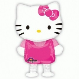 Globo hello kitty caminante 39x59 cm