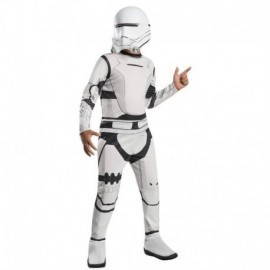 Disfraz de flametrooper star w ars 7 niño 8-10 años