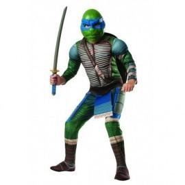 Disfraz de leonardo tortugas ninja