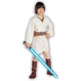 Disfraz de obi wan kenobi infantil talla 5-7 años