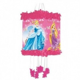 Piñata princesas disney luxury viñeta