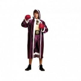 Disfraz de pujil boxeador cachas hombre