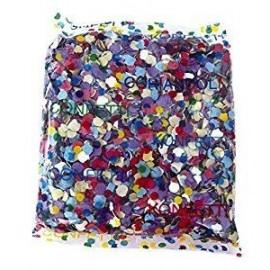 Bolsa confeti 200 gr arco iris